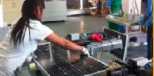 Manual Panel Manufacturing Process
